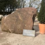 1085 - Large Chunk of Red Sandstone