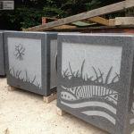 Portugese Granite Bollards