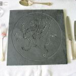 Real Stone Table Place Mats