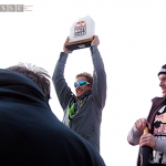 Red Bull White Cliffs Trophy presentation