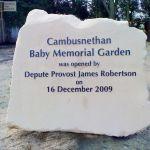 Baby Memorial Garden