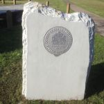 Queen Elizabeth Field Marker