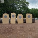 Fields in Trust Marker Stones